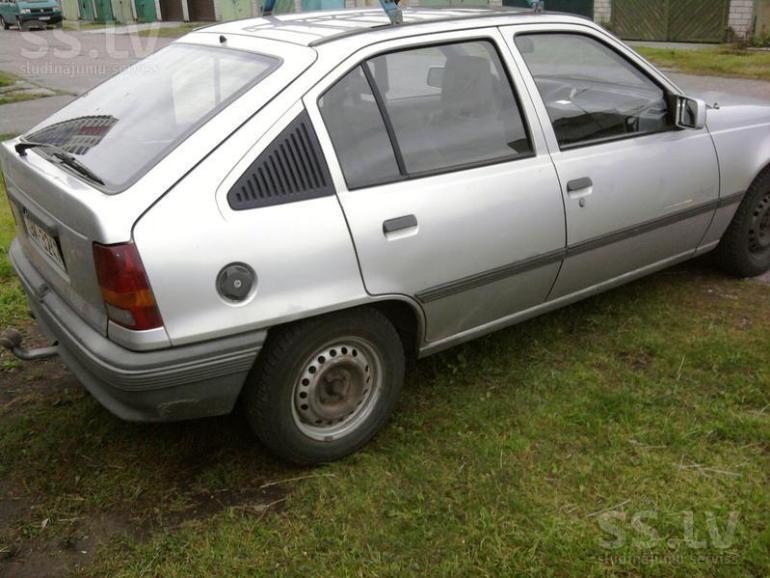 Opel Gt Meridian - Opel