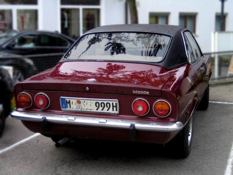 Opel Cars Photos - Opel - [Opel Cars Photos] 421