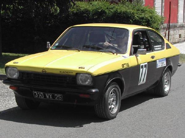Opel 1900 Sport - Opel